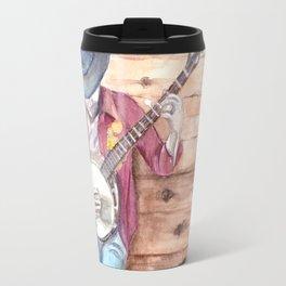 Banjo Man Travel Mug