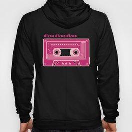 Purple Disco Music Tape Hoody