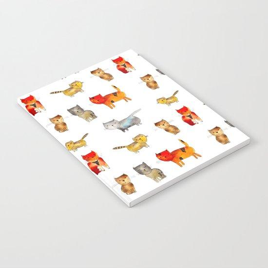 Kitties Notebook