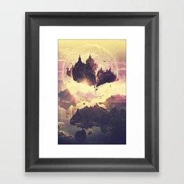 Memories of Gondoa Framed Art Print