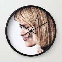 Sarah Paulson aka baddest bitch in town  Wall Clock