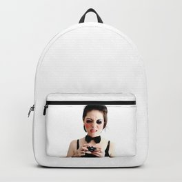 """""""What"""" Backpack"""