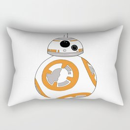 BB-8 Astromech Droid Rectangular Pillow