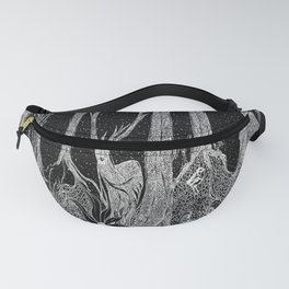 Animals In The Forest Fanny Pack