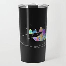 Artificial Love - Illustration Travel Mug