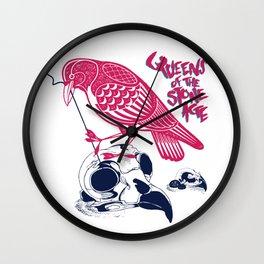 Era Vulgaris Wall Clock