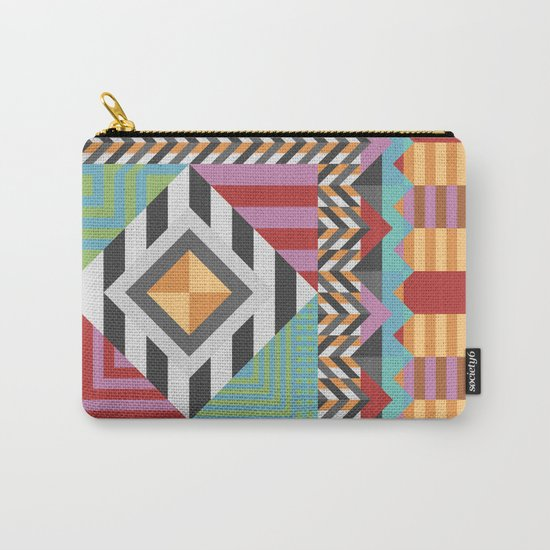 Sophisticated Anything Carry-All Pouch