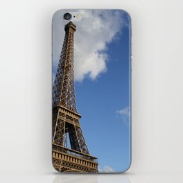 eiffel t0wer iPhone Skin
