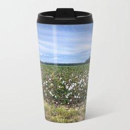 Cotton Fields  Travel Mug