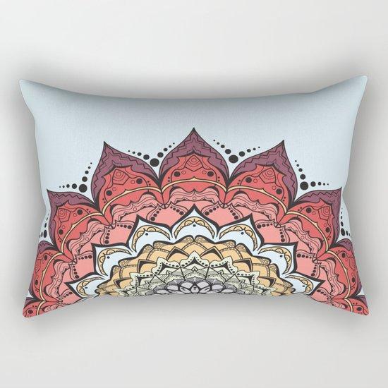 Mandala 2.0 (3.0) Rectangular Pillow