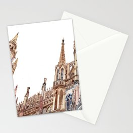 New Town Hall in Munich Stationery Cards