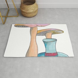 Mad Hatter's Hat Rug