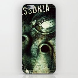 Dissonia iPhone Skin