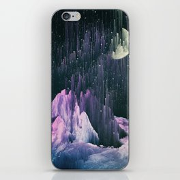 Silent Skies iPhone Skin