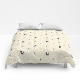 Scottie Dogs Comforters