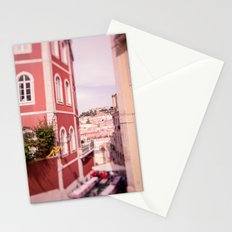 Summer in Lisbon Stationery Cards