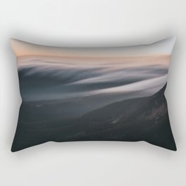 Sunset mood - Landscape and Nature Photography Rectangular Pillow