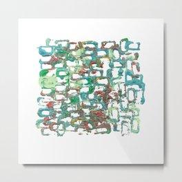 Link Metal Print