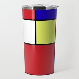 Abstract #406 Travel Mug