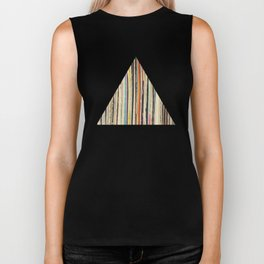 Record Collection Biker Tank