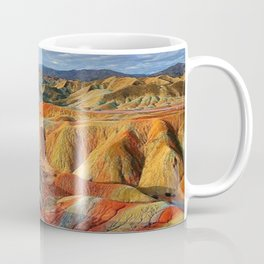colours mountains Coffee Mug