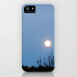 Rocks and Moons iPhone Case