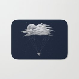 Skydiving Bath Mat