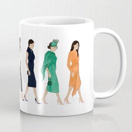 Royal Style Figures Coffee Mug