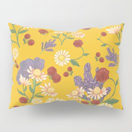 Jubilee in Honey Pillow Sham