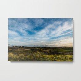 Landscape Photography Autumn Colors - Framed Print Artwork  Metal Print