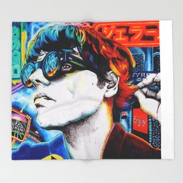 Gerard: Off World Edition Throw Blanket