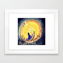 Fulfilled.... | Yuko Nagamori Framed Art Print