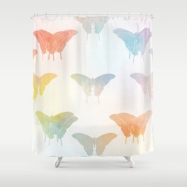 Butterflies 1 Shower Curtain