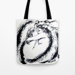 Salamanda Tote Bag