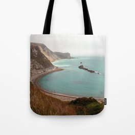Man O' War Beach Tote Bag