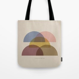 Rose Two Tote Bag