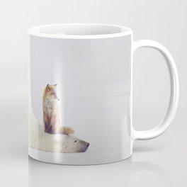 Foxy takedown Coffee Mug