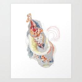 OUTLOOK Art Print