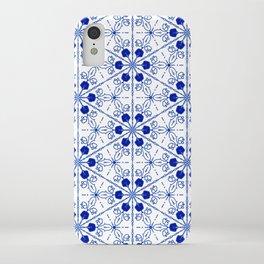 Delft Pattern 2 iPhone Case