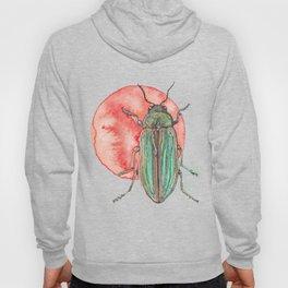 Iridescent Beetle Hoody