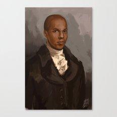 Aaron Burr Canvas Print