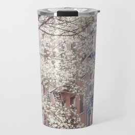 Blossom Of East Village Travel Mug