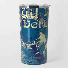 Eau de Derby Travel Mug