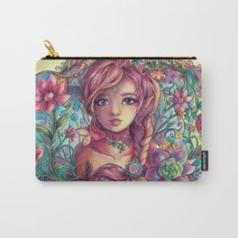Spring Young Fairy Carry-All Pouch