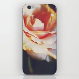ORANGE FEELINGS iPhone Skin