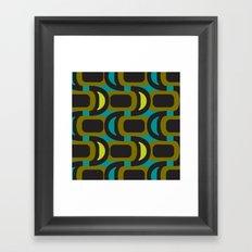 modcushion 11 Framed Art Print