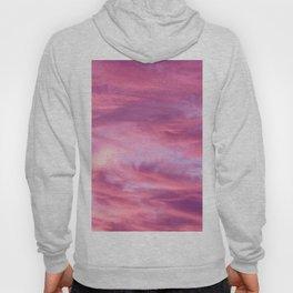 Pink Lavender Clouds Hoody
