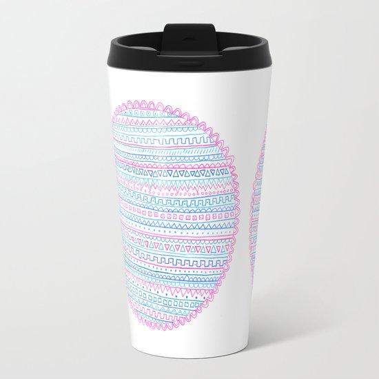 Circle Travel Mug