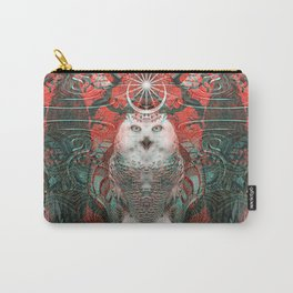 The Owls are Beautiful Carry-All Pouch