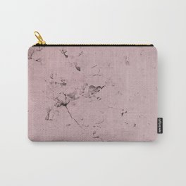 Concrete Marble Mix #1 #texture #decor #art #society6 Carry-All Pouch